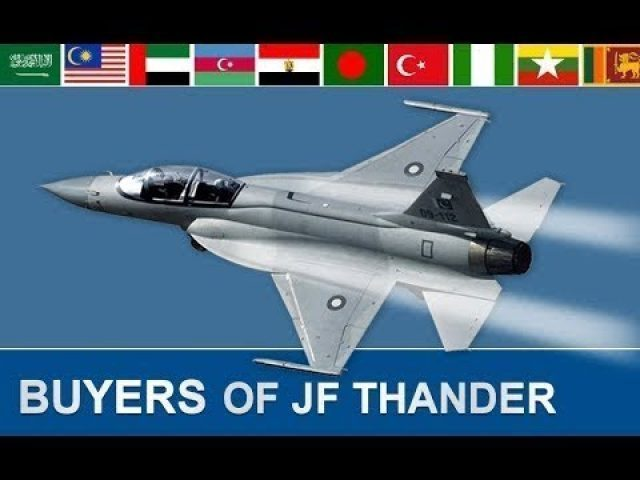 JF17 takes off: Malaysia, Iran & Egypt interested in block 3