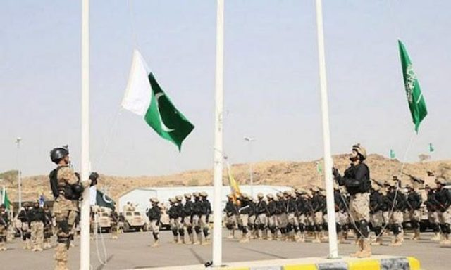 Pakistan Army engagement in Middle East: Walking a fine line