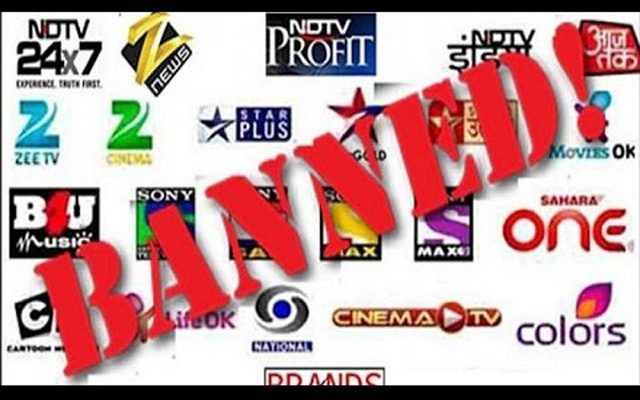 Pakistan has reinstated its ban on Indian content on TV
