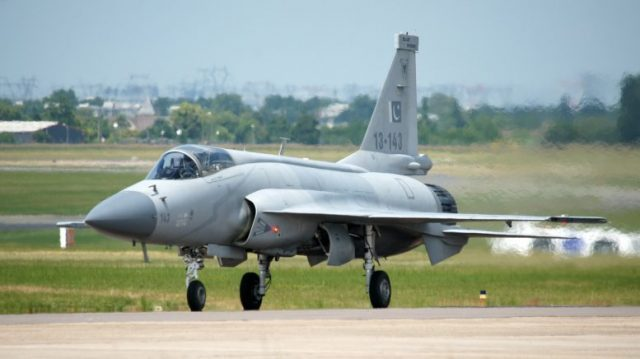 Roar of thunder: JF-17 upgrades to Block 3 as it tests a new