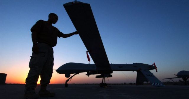US drone shot down in Iran - A message to Washington?