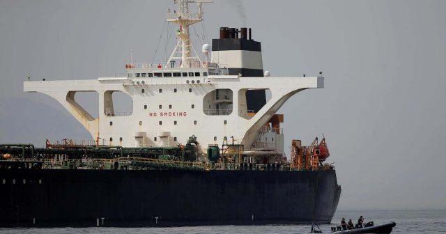 Oceans drenched in oil: Iran oil tanker breaks down in the