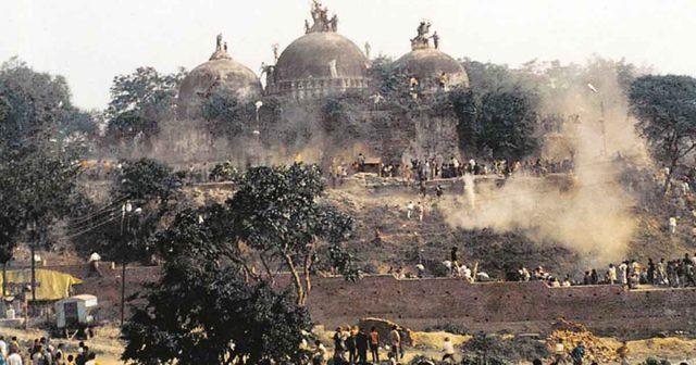 Вспоминая снос Мечети Бабри - II