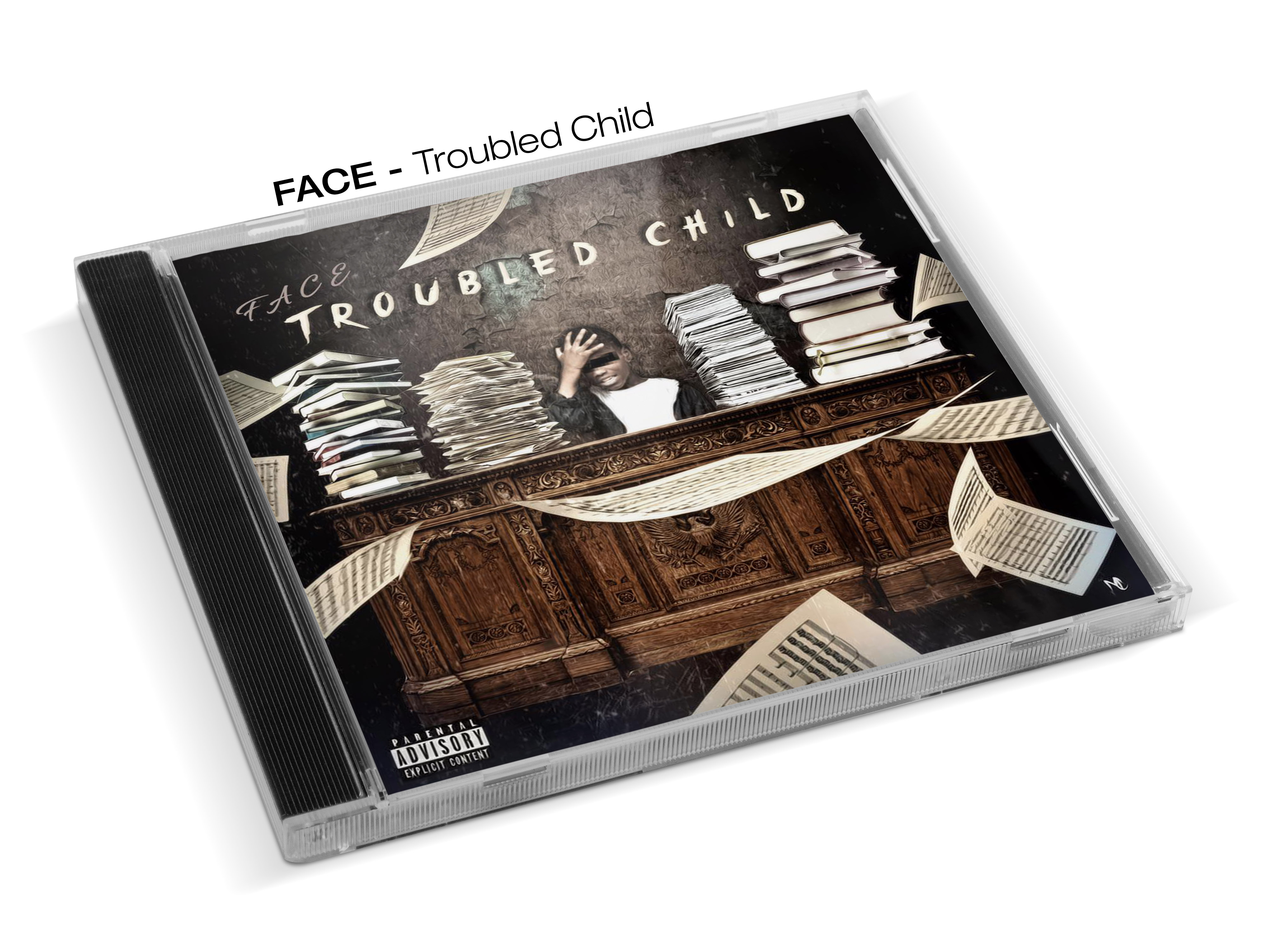 Troubled Child CD