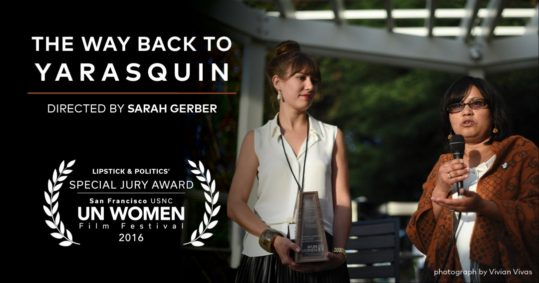 The Way Back to Yarasquin - Lipstick & Politics' Special Jury Award