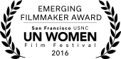 Emerging Filmmaker Award