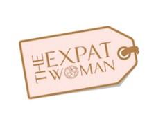 The Expat Woman logo
