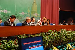 Climate talks begin in Bangkok