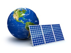 How solar power can change the world