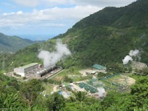 Volcanic geothermal energy provides significant amounts of power in Iceland, New Zealand and the Philippines. Some analysts believe that the U.S. has enough geothermal capacity to provide 20 percent or more of electricity needs. Pictured: The Palinpinon Geothermal power plant in the Philippines