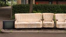 Freecycling furniture