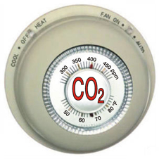 CO2 drives global temperature - new study confirms