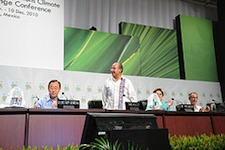 The outcome of COP16 was a success for some, less so for others