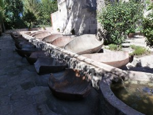 Ancient irrigation system, Arequipa, Peru. Source: GWF Flickr Resource