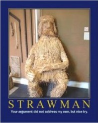 Strawman Saturday