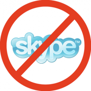 Say Goodbye to Skype