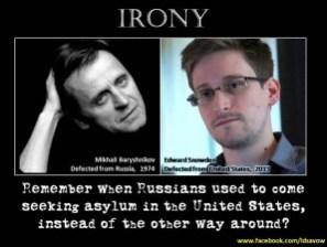 The Snowden Effect