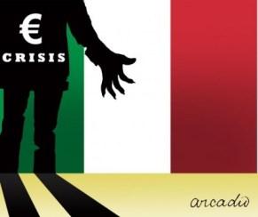 Italy 20% Economic Crisis