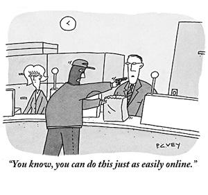 international bank heist