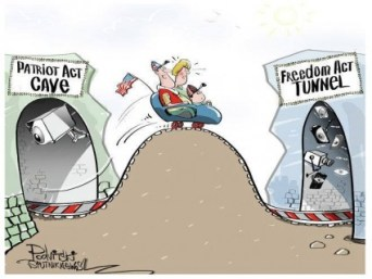 patriot act expired