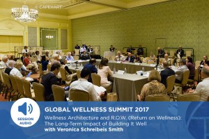 Wellness Architecture and R.O.W. (Return on Wellness)