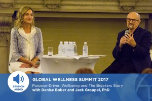 Purpose-Driven Wellbeing and The Breakers Story
