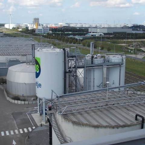 CNP AirPrex P-Recovery Amsterdam - Three Reactor Design