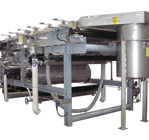 KOMLINE-SANDERSON KOMPRESS® SERIES III BELT FILTER PRESS