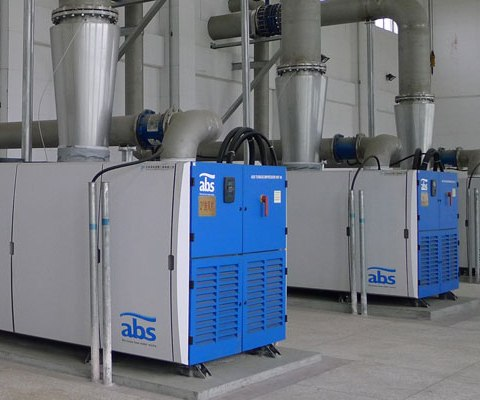 2. Group of HS Turbo Compressors - Sulzer