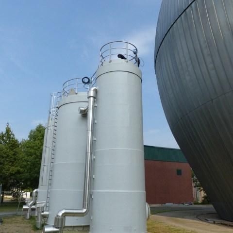 PONDUS Reactors Cologne