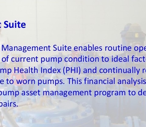 Specific Energy Asset Management Suite