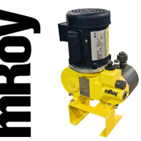 Milton Roy mROY® Series Metering Pumps