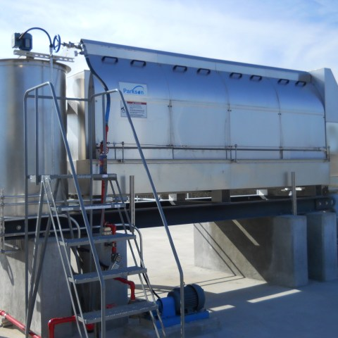 Parkson ThickTech™ Rotary Drum Thickener (RDT)