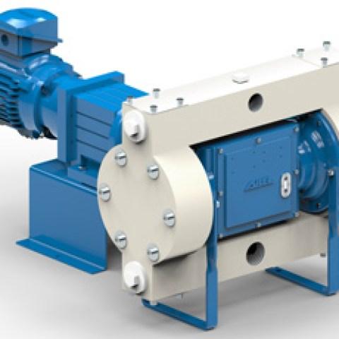 ABEL EM Electric Diaphragm Pumps Plastic