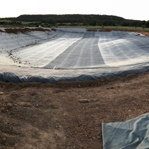 Raven Private Ranch Pond Liner