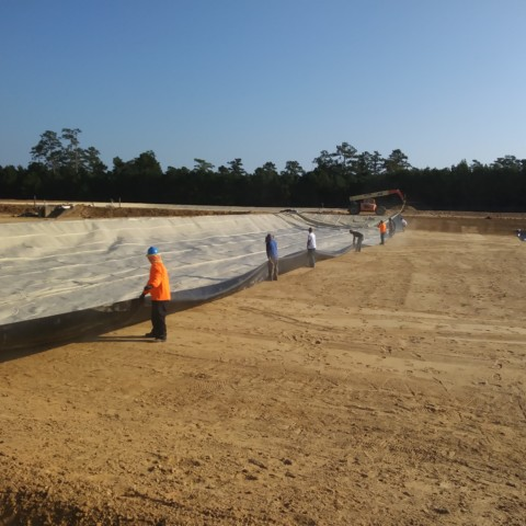State Fish Hatchery Pond Liner - Picture 2