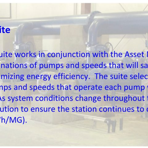 Specific Energy Optimization Suite