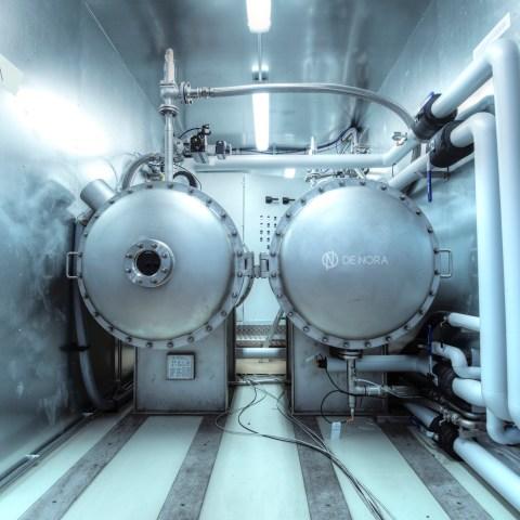 Capital Controls Ozone Generators