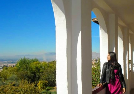 Views from Alhambra