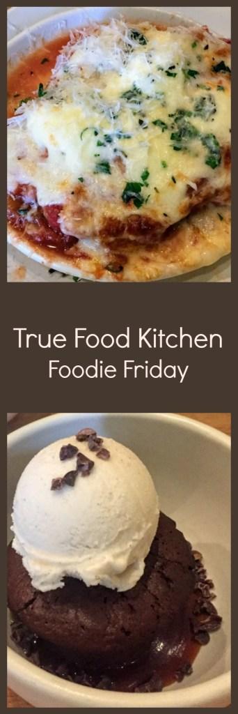 True Food Kitchen Calorie Menu