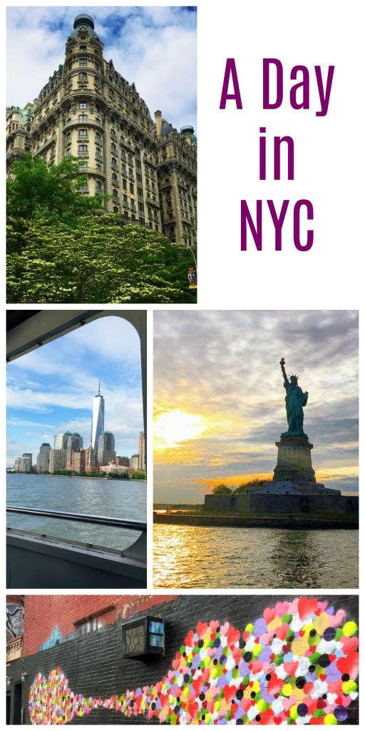 A Day in New York City