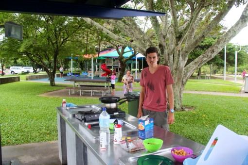 BBQ présents partout en Australie