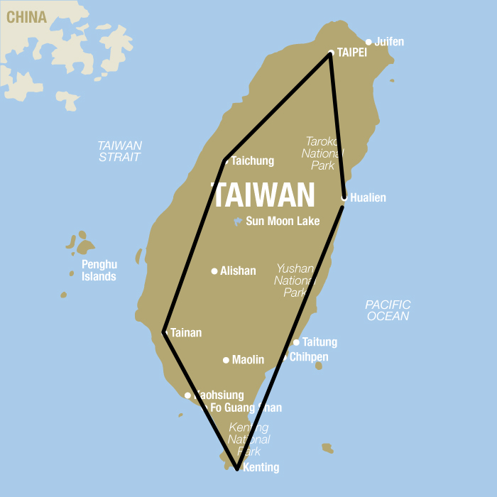 The Ultimate Guide to Backpacking Taiwan
