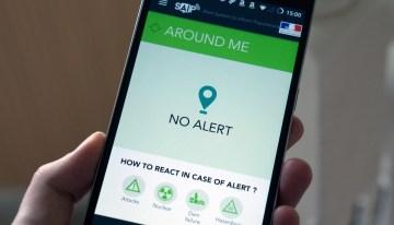France Launches Terror Alert App Ahead of Euro 2016