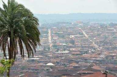 Ibadan City of ib
