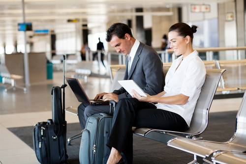 wi-fi at airport