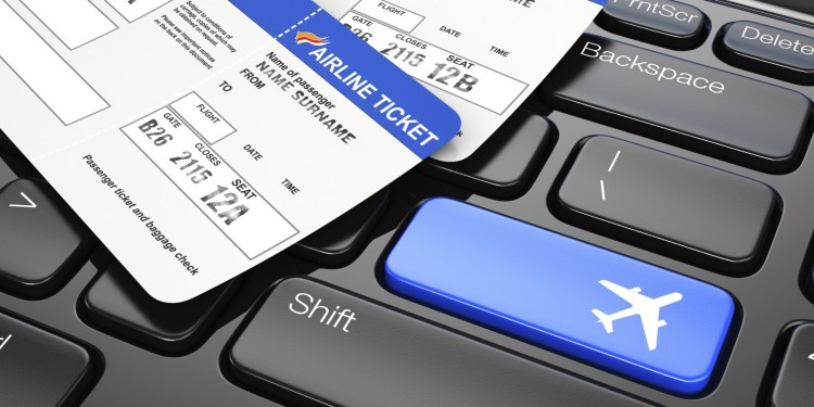 Online flight booking tickets