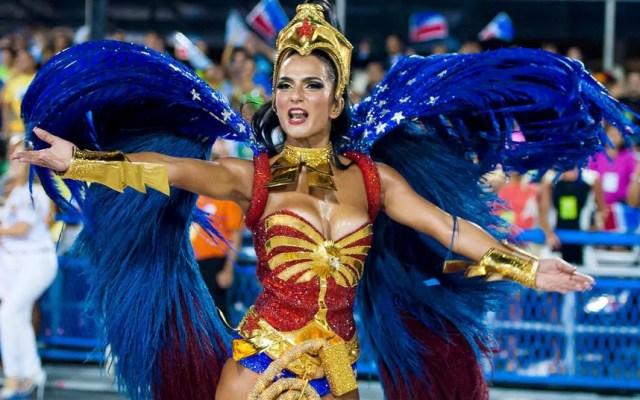 Rio carnival Queen