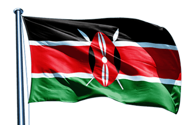 Kenya Visa And Flag