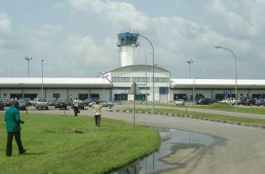 port harcourt airstrip